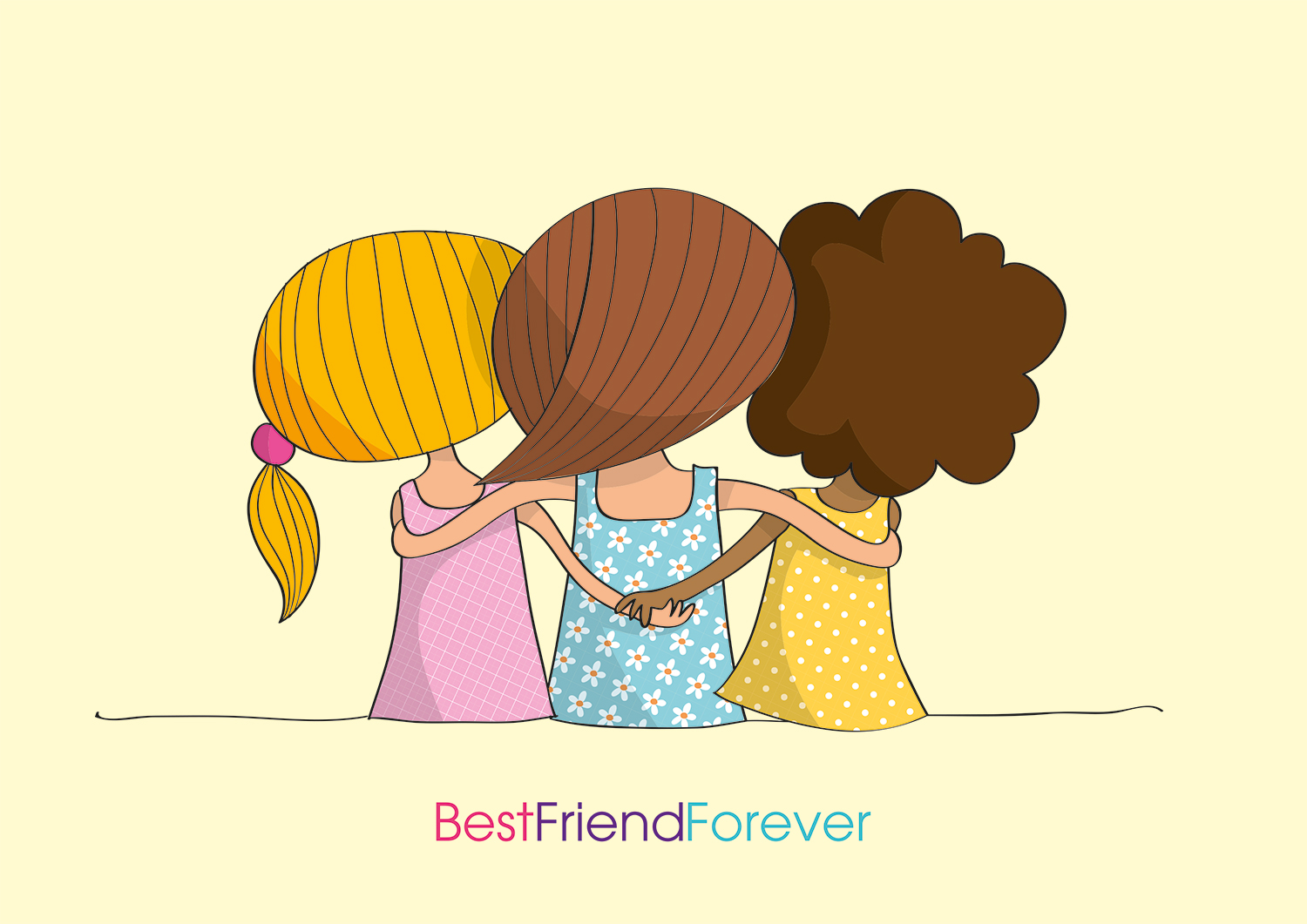BFF Best Friends Forever example image 6