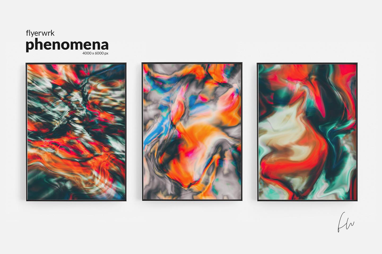 Phenomena - 32 Psychedelic Textures example image 5