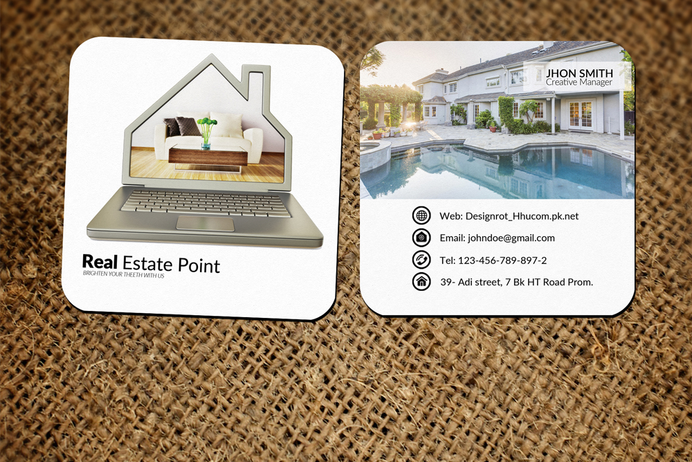10 Multi use Small Business Cards example image 7