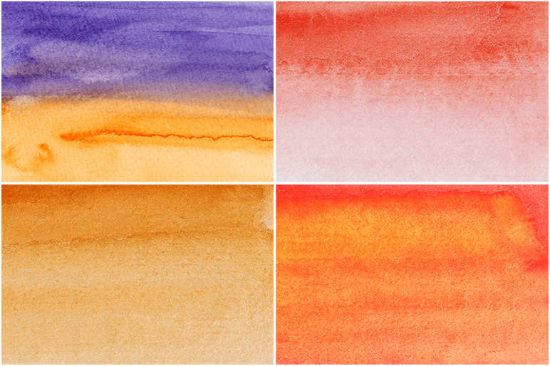 50 Watercolor Backgrounds 05 example image 13