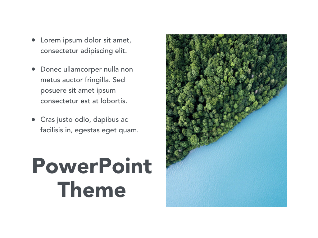 Avid Traveler PowerPoint Template example image 18