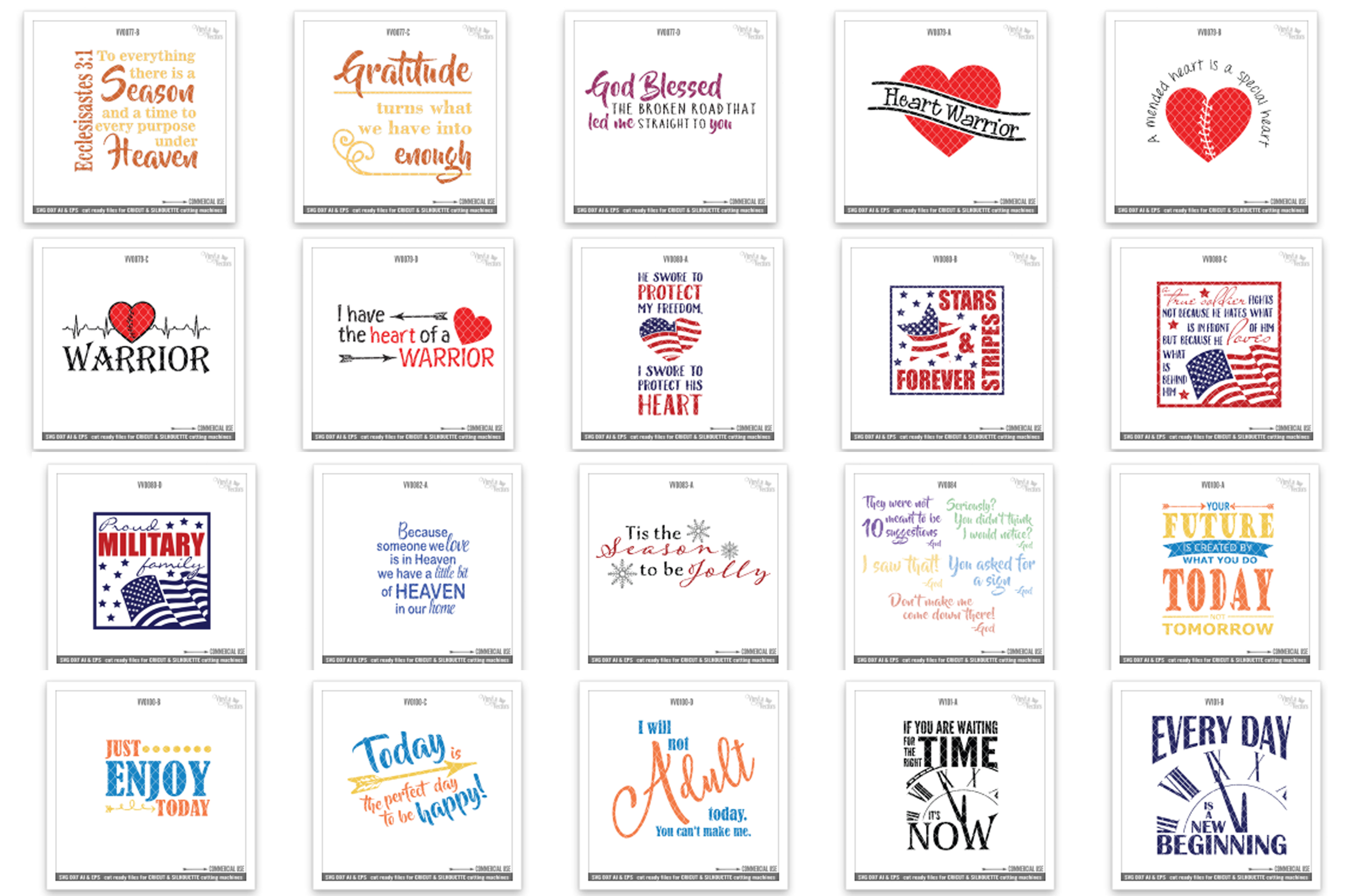 Massive Bundle of 275 SVG DXF cut ready files example image 14