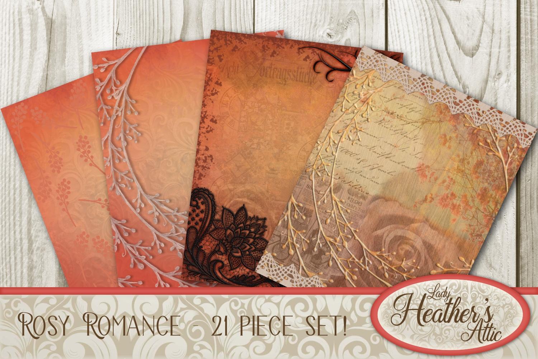 Rosy Romance - 21 Piece Bundle example image 2