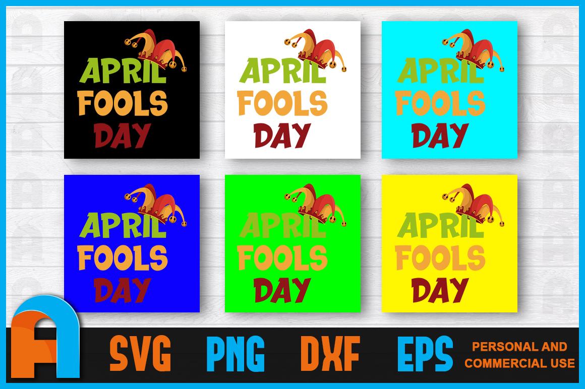 April Fools T-Shirt Design example image 2