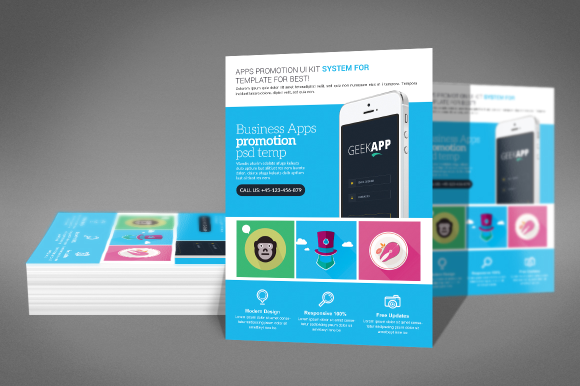 Business Agent Flyer example image 2
