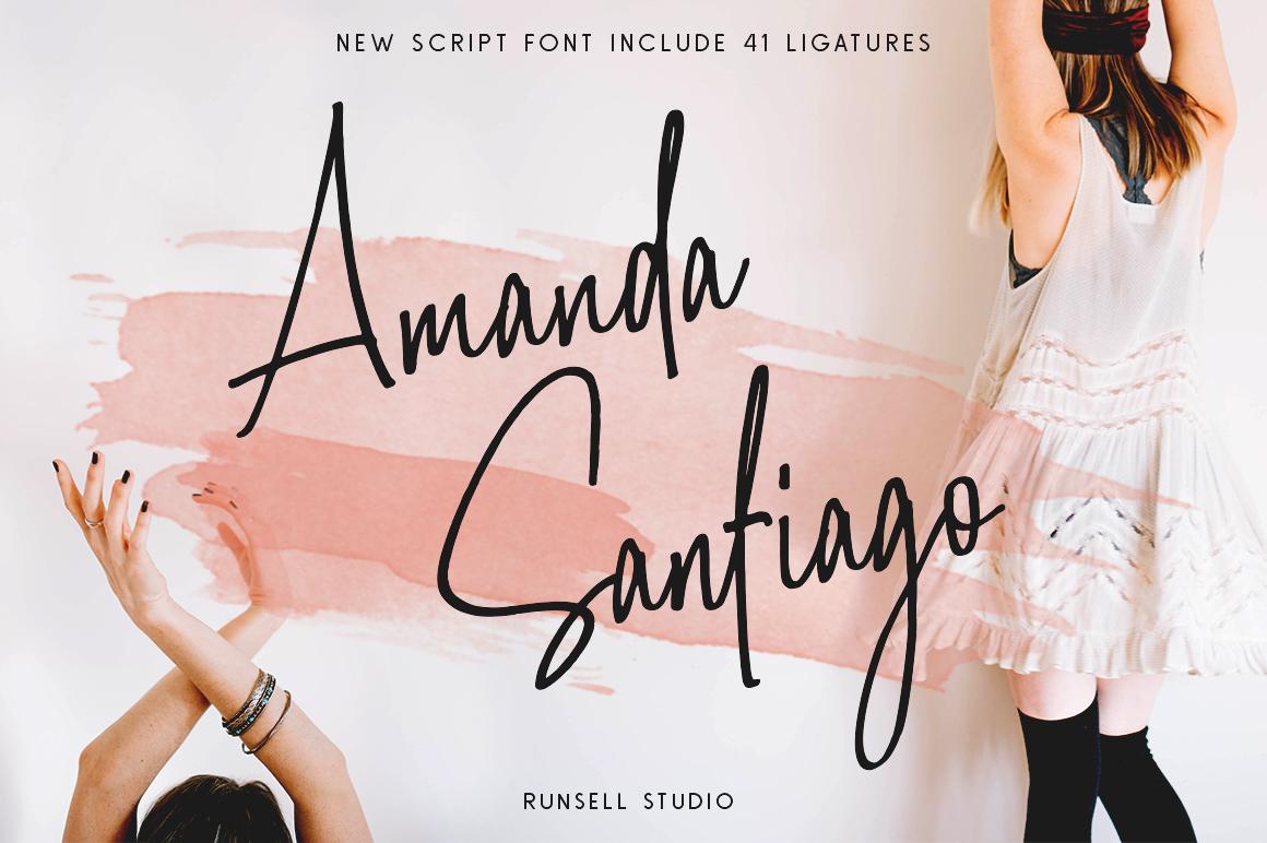 Amanda Santiago example image 1