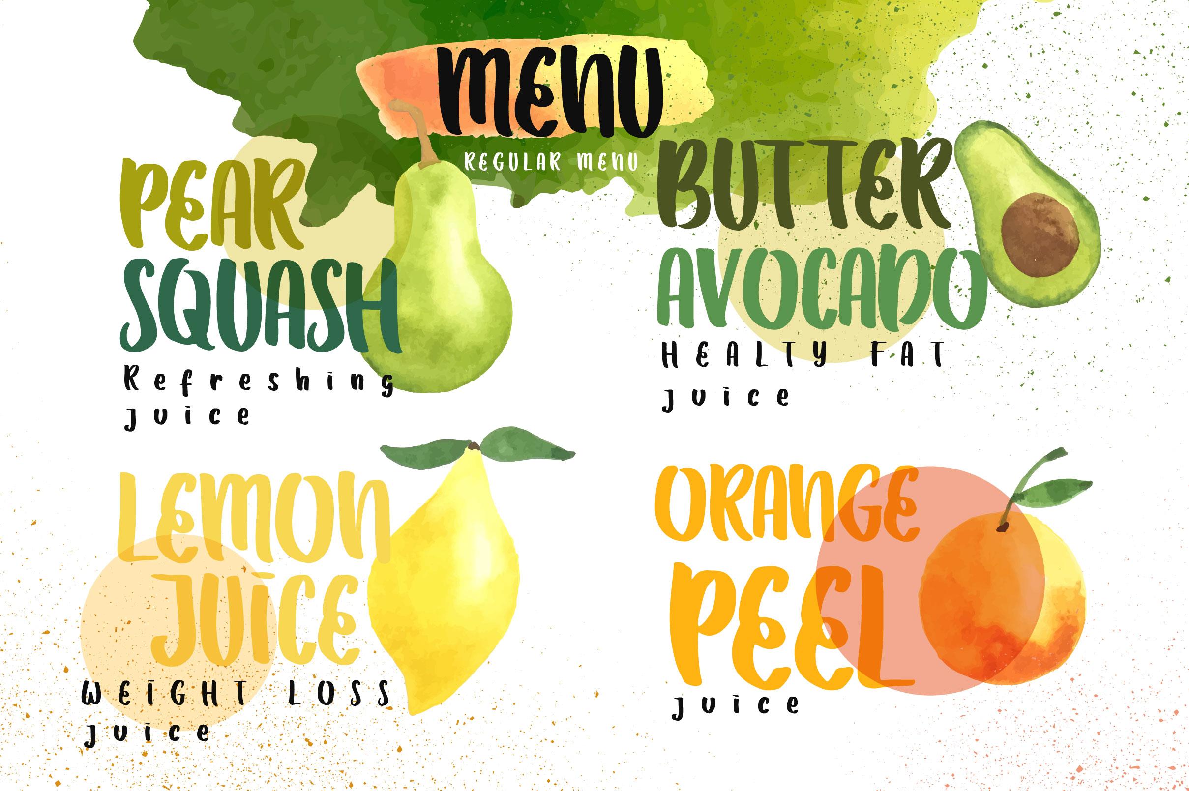 Orange Juice example image 4