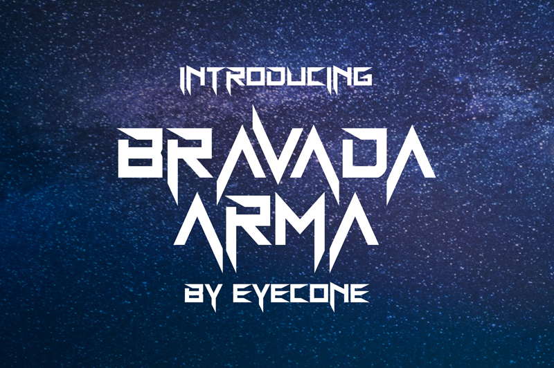 BravAda Arma example image 1