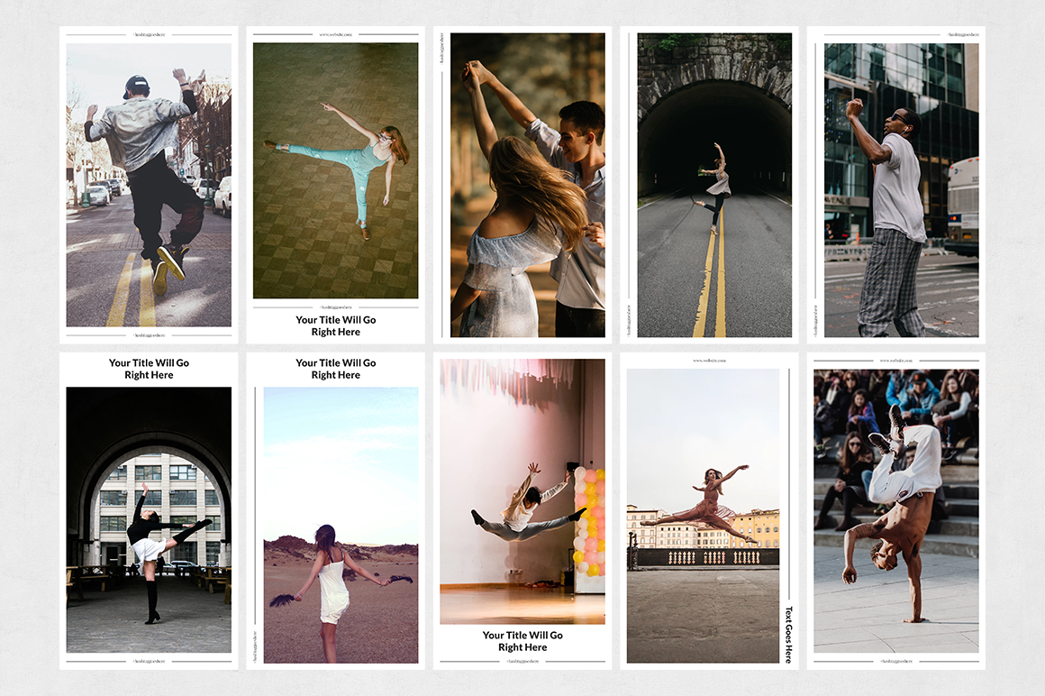 Dancing Animated Instagram Stories example image 8