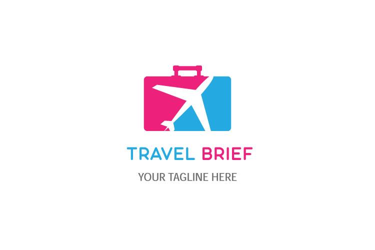 Airplane Travel Logo example image 1