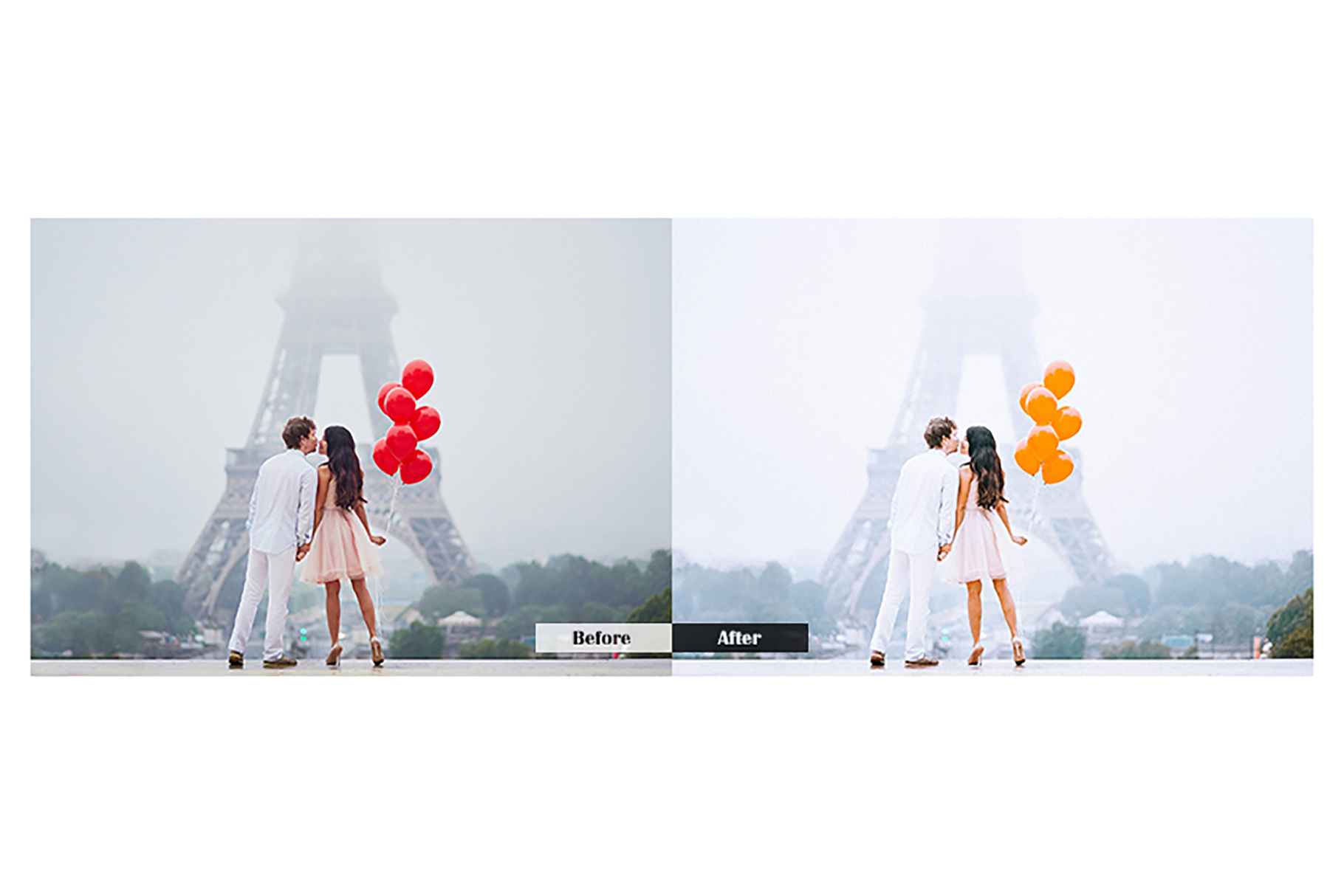 Anniversary Lightroom Mobile Presets example image 3