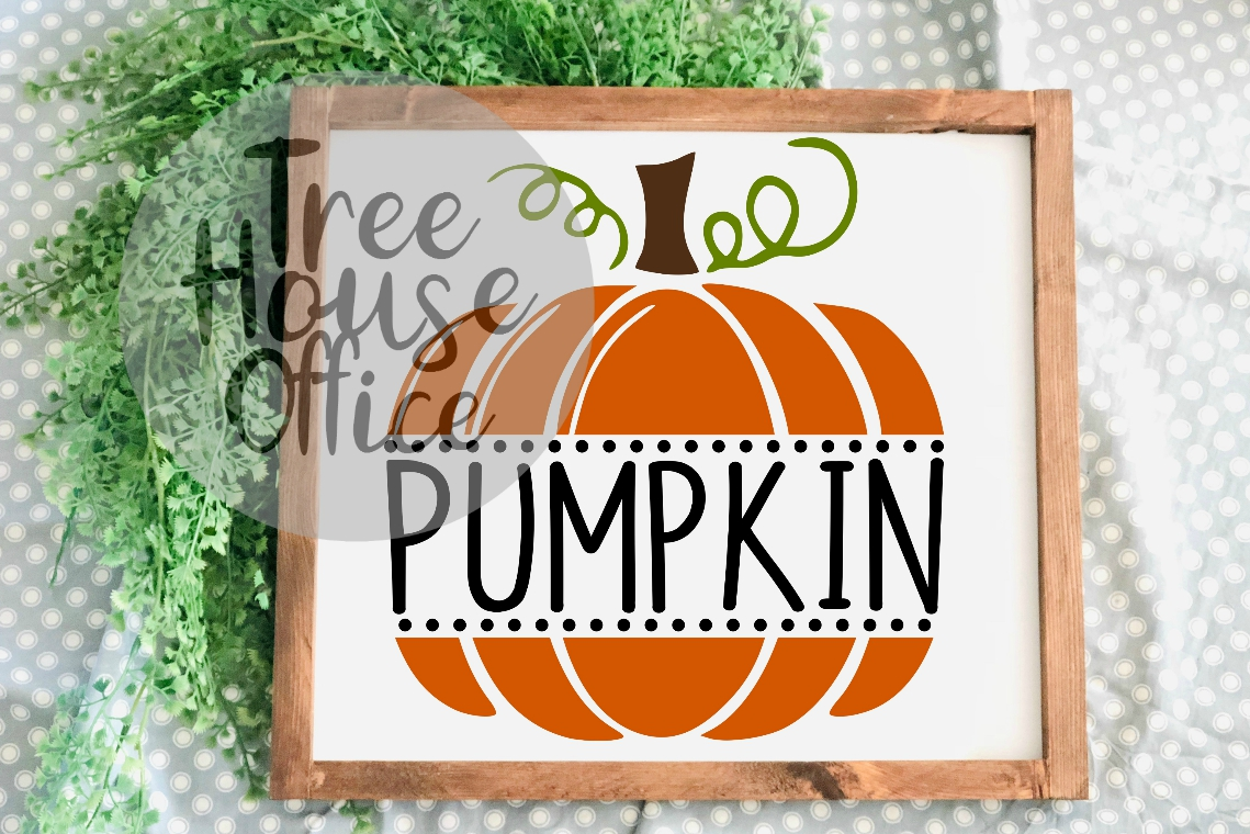 Pumpkin Cute Fall Baby's First 1st Halloween SVG PNG JPG DXF example image 4