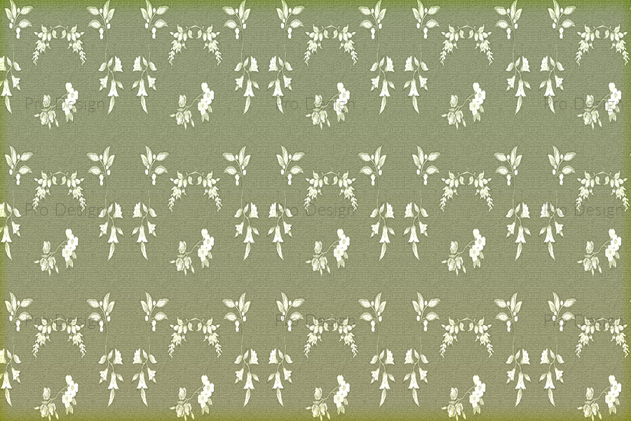Elegant European pattern background example image 1