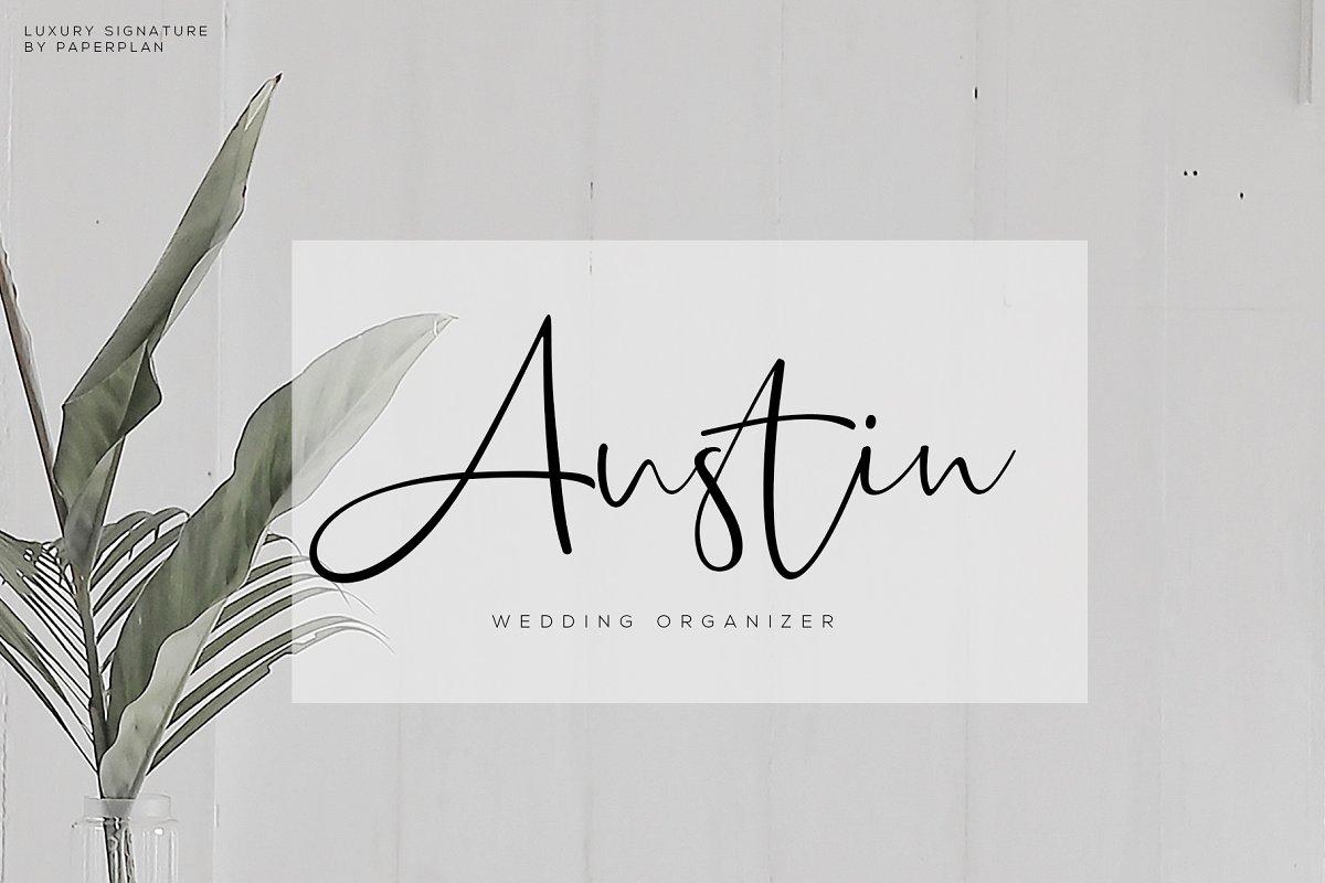 Sontiro - Stylish Signature Font example image 5