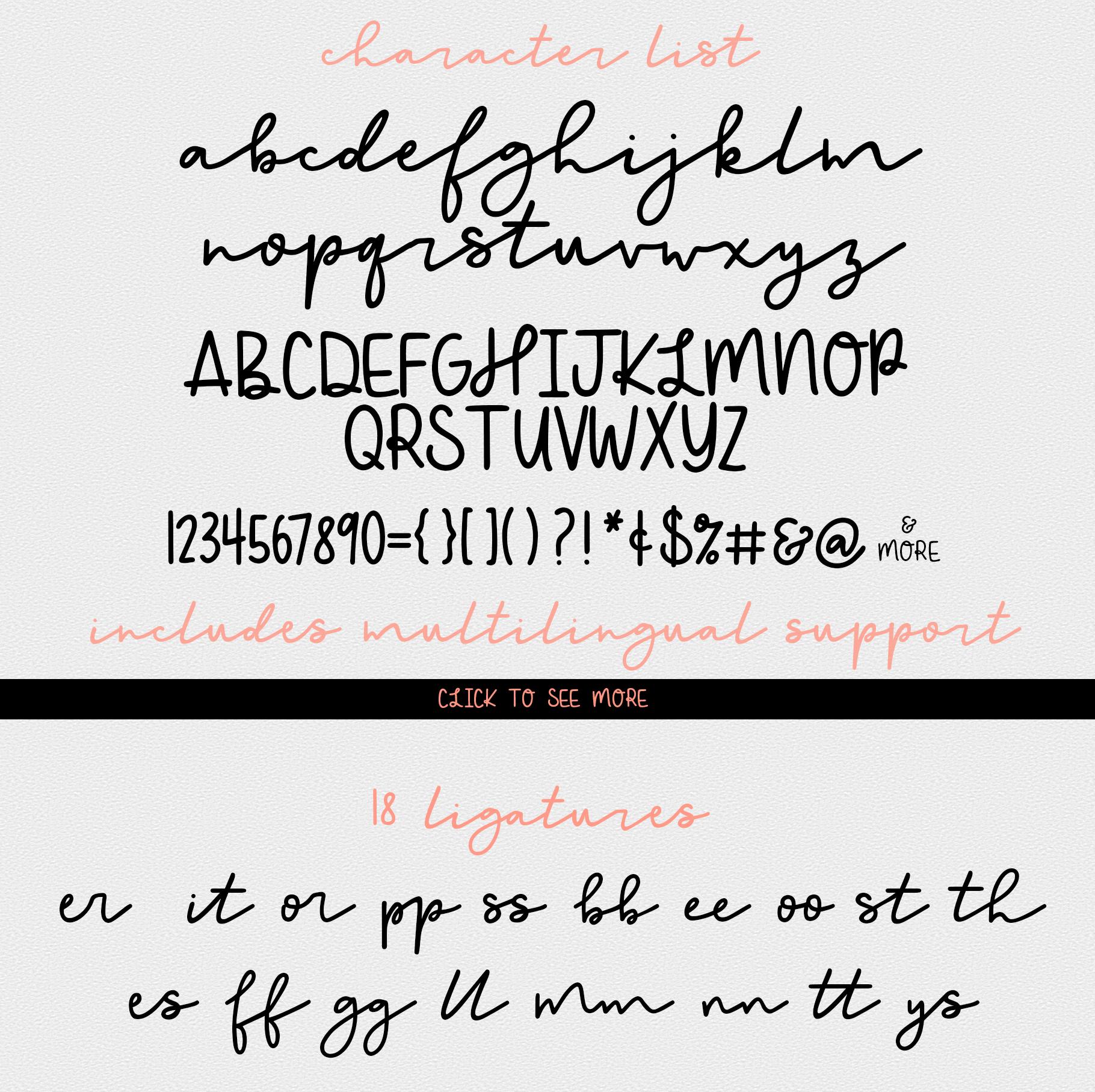 Honey Script Font example image 11