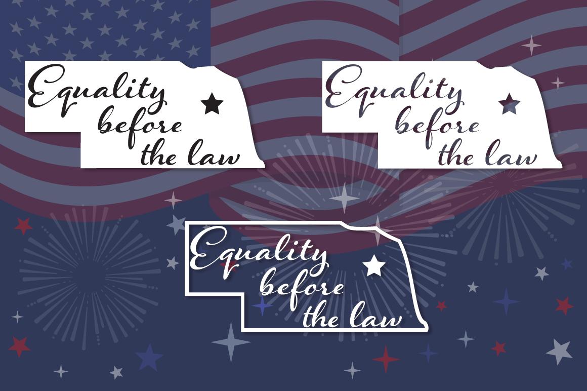 Ana Stasia & Co nebraska state motto svg cut file | 4th of july svg quote