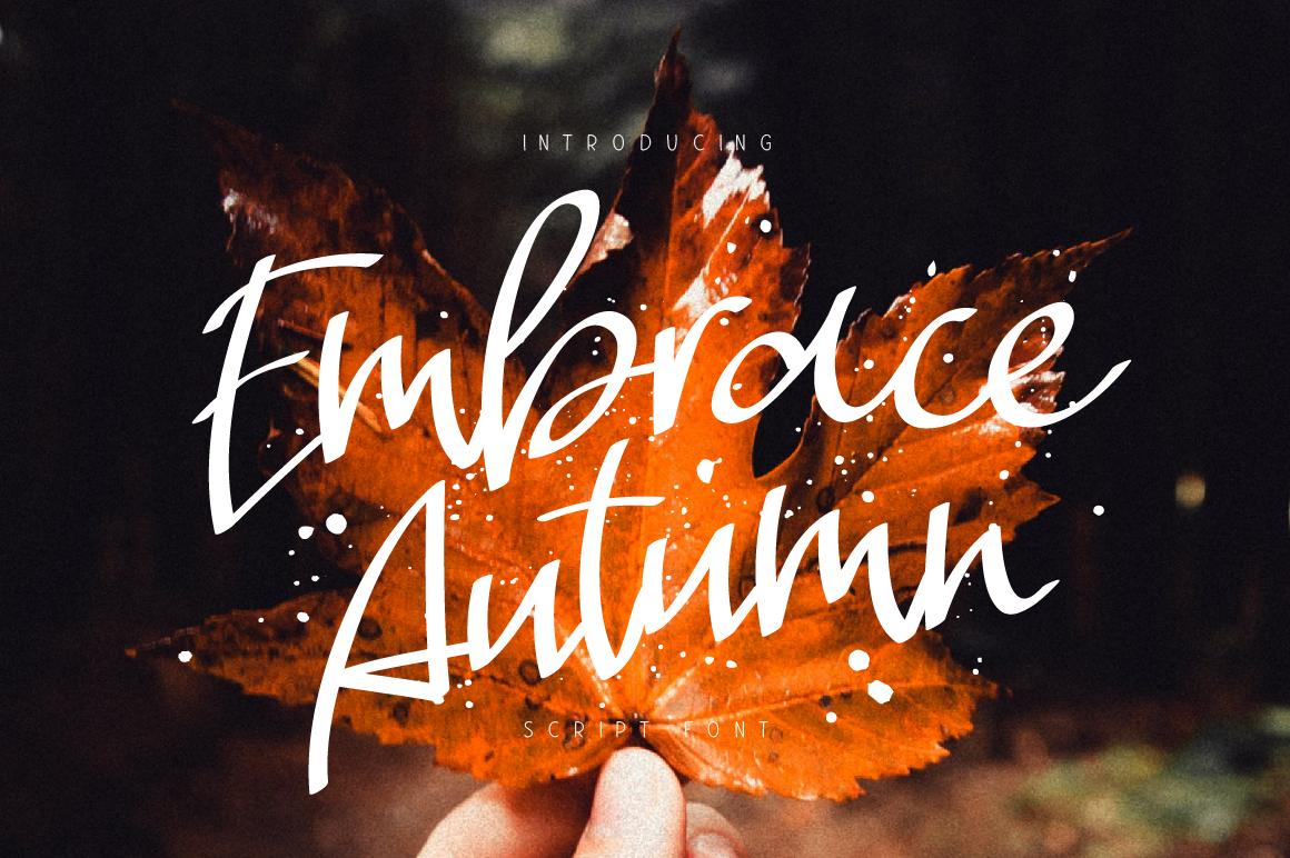 Embrace Autumn example image 1