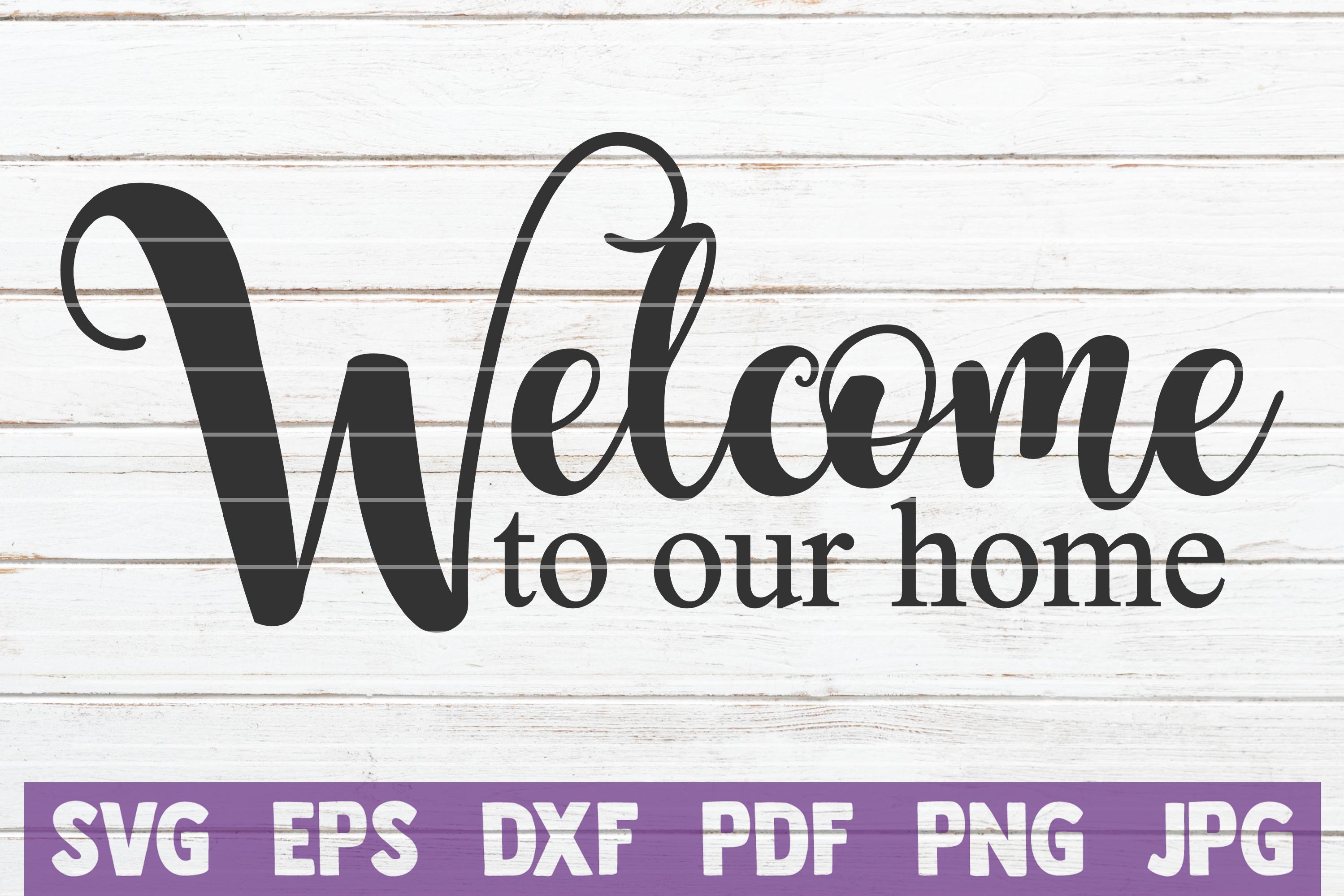 Doormat Vector Bundle | Funny SVG Cut Files example image 23
