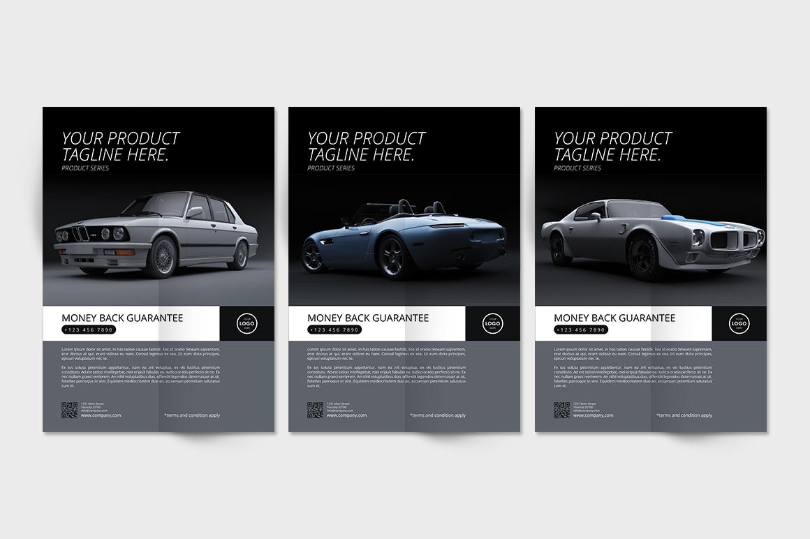 Automotive Flyer example image 2