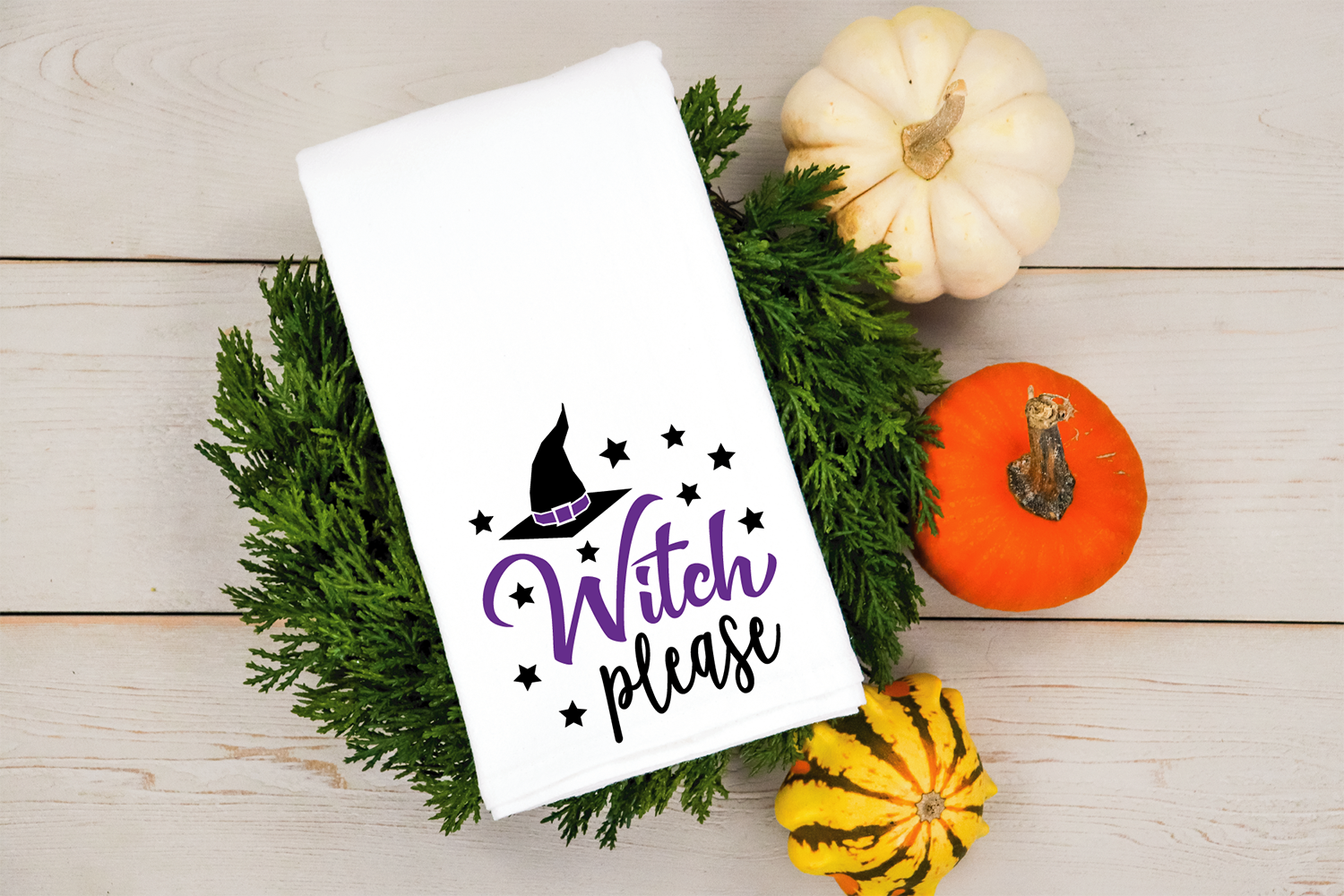Witch please SVG, Halloween cut file example image 3