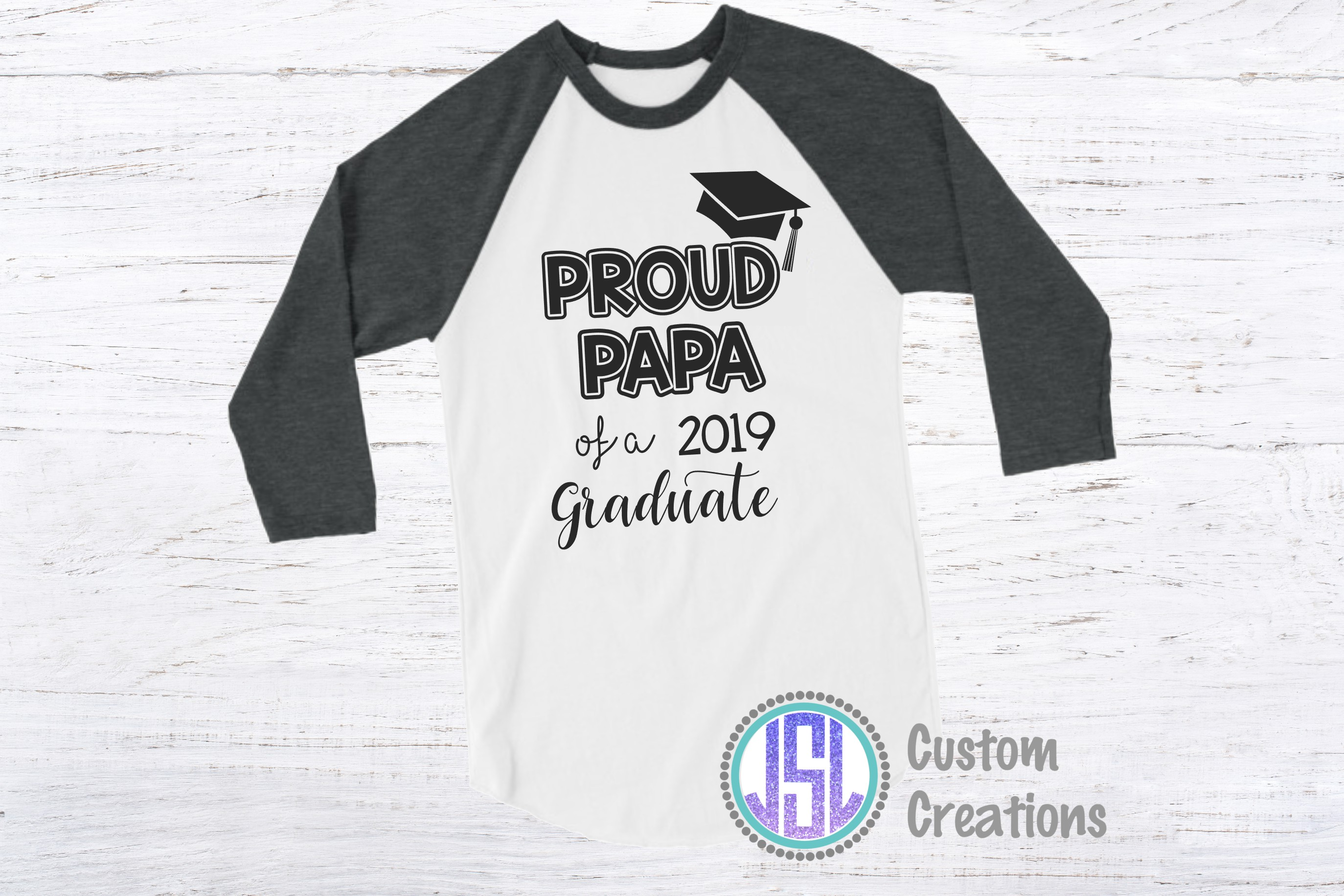 Proud of a 2019 Graduate Bundle Set of 12 | SVG DXF EPS PNG example image 9