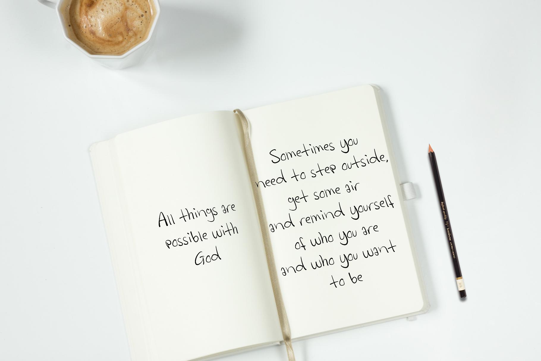 Amazing Wednesday - Handwritten Font example image 6