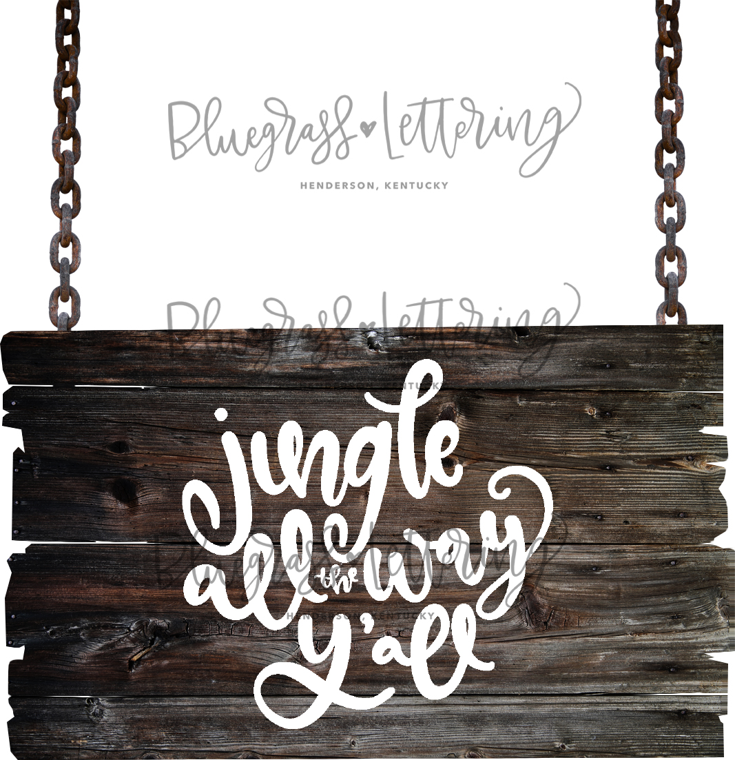 Handlettered Christmas SVG Pack example image 6