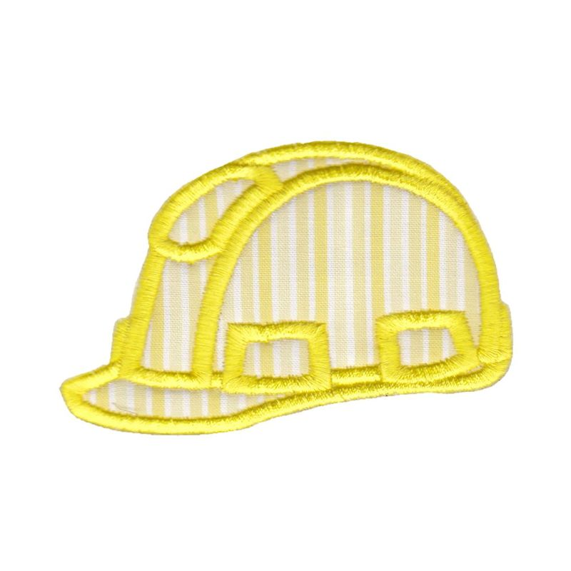 Construction Applique 12 Machine Embroidery Designs example image 4