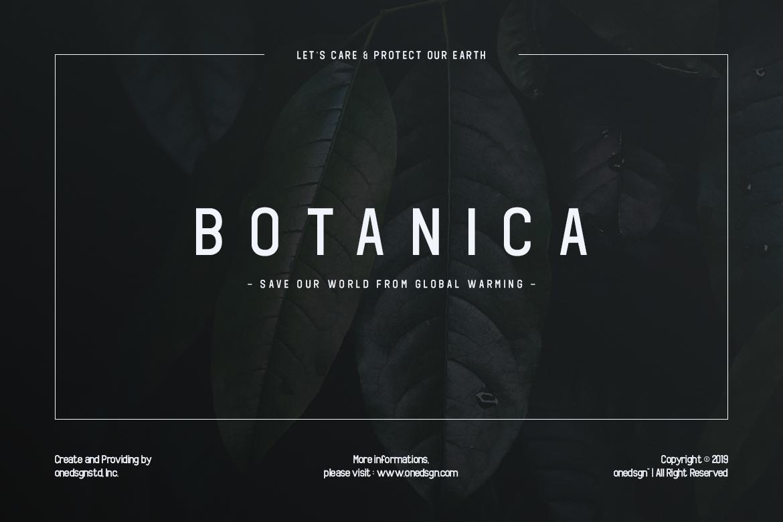 LUCRETHIA - Minimal Sans Serif Font example image 6
