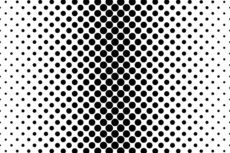 24 Dot Patterns AI, EPS, JPG 5000x5000 example image 3