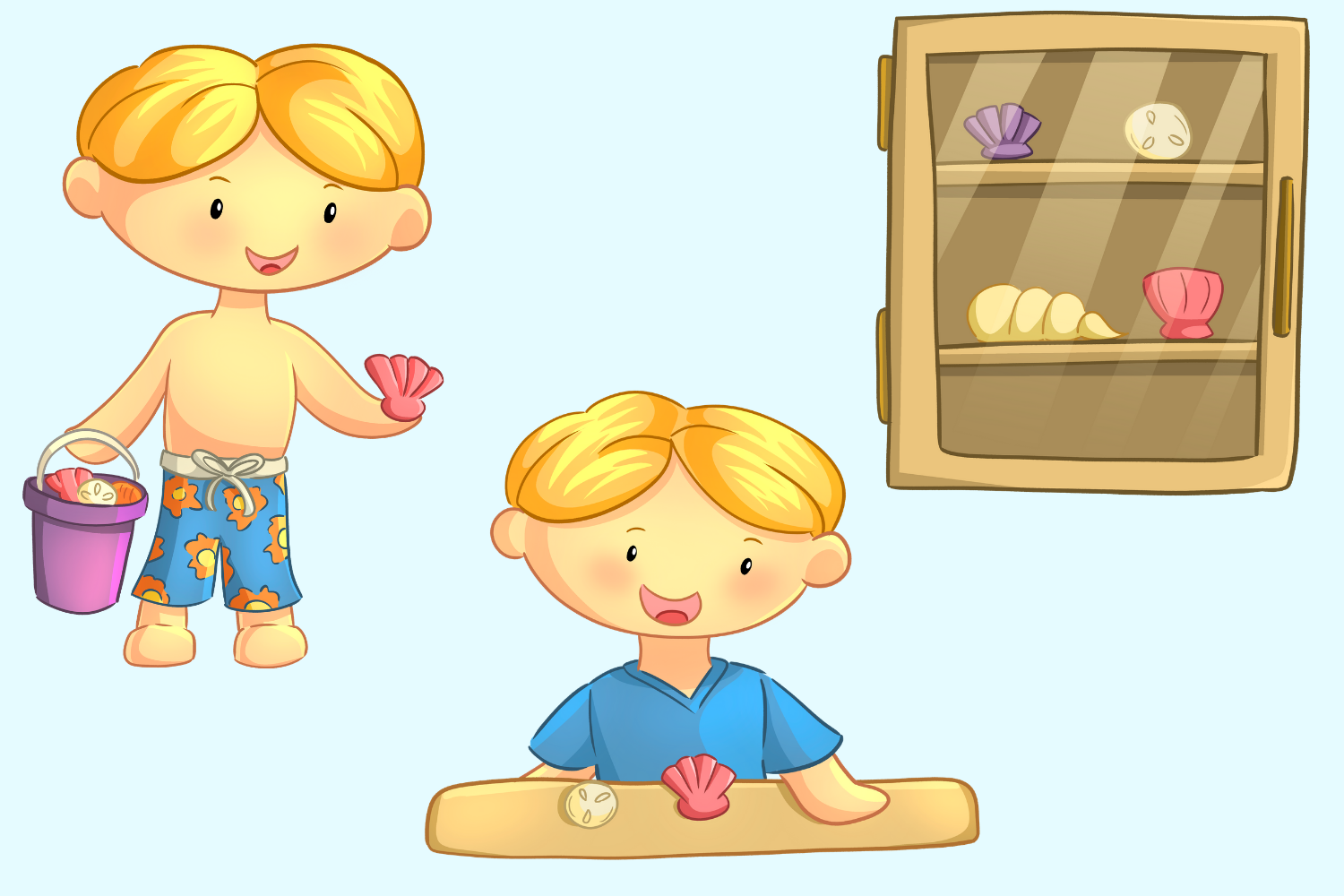 Cute Collections Clip Art example image 3