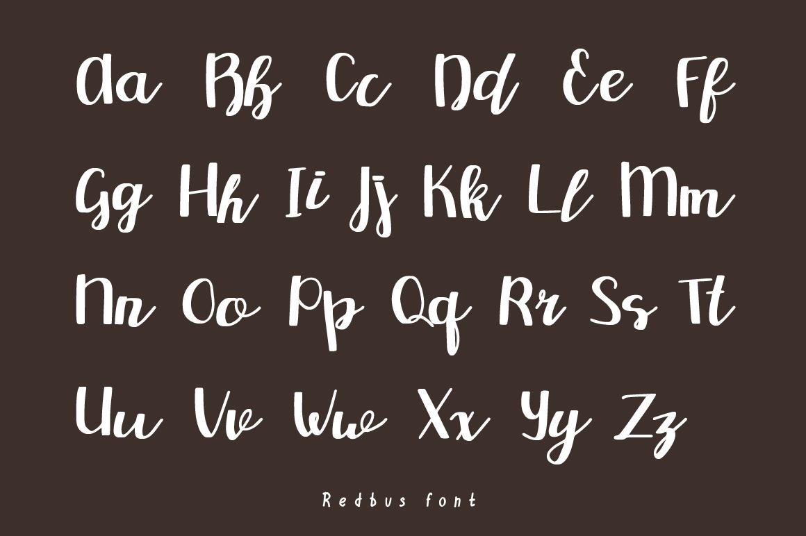 Redbus Multilingual Handwritten Script example image 2