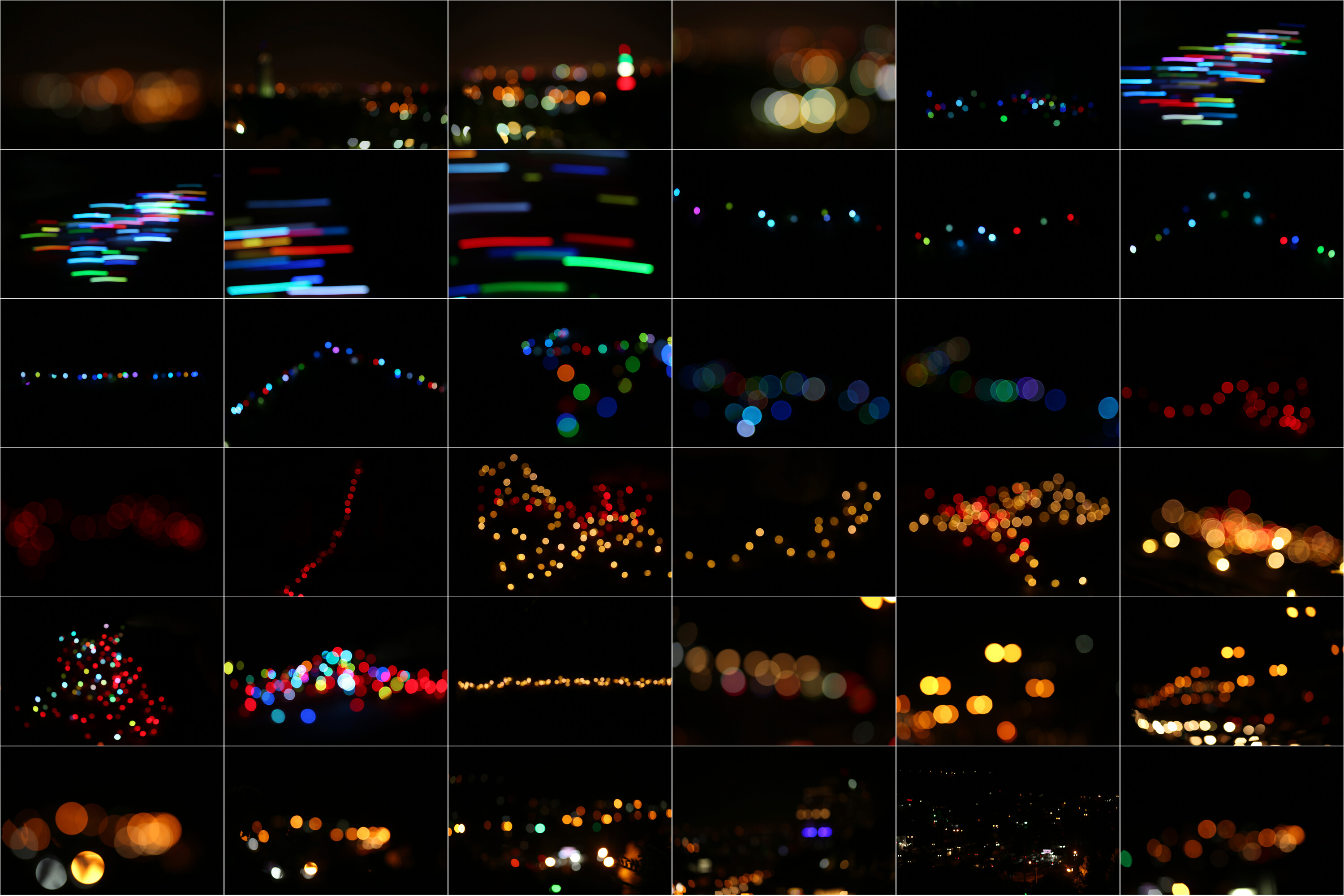 80 Life Style Bokeh Pack 02 lights Effect Photo Overlays example image 9