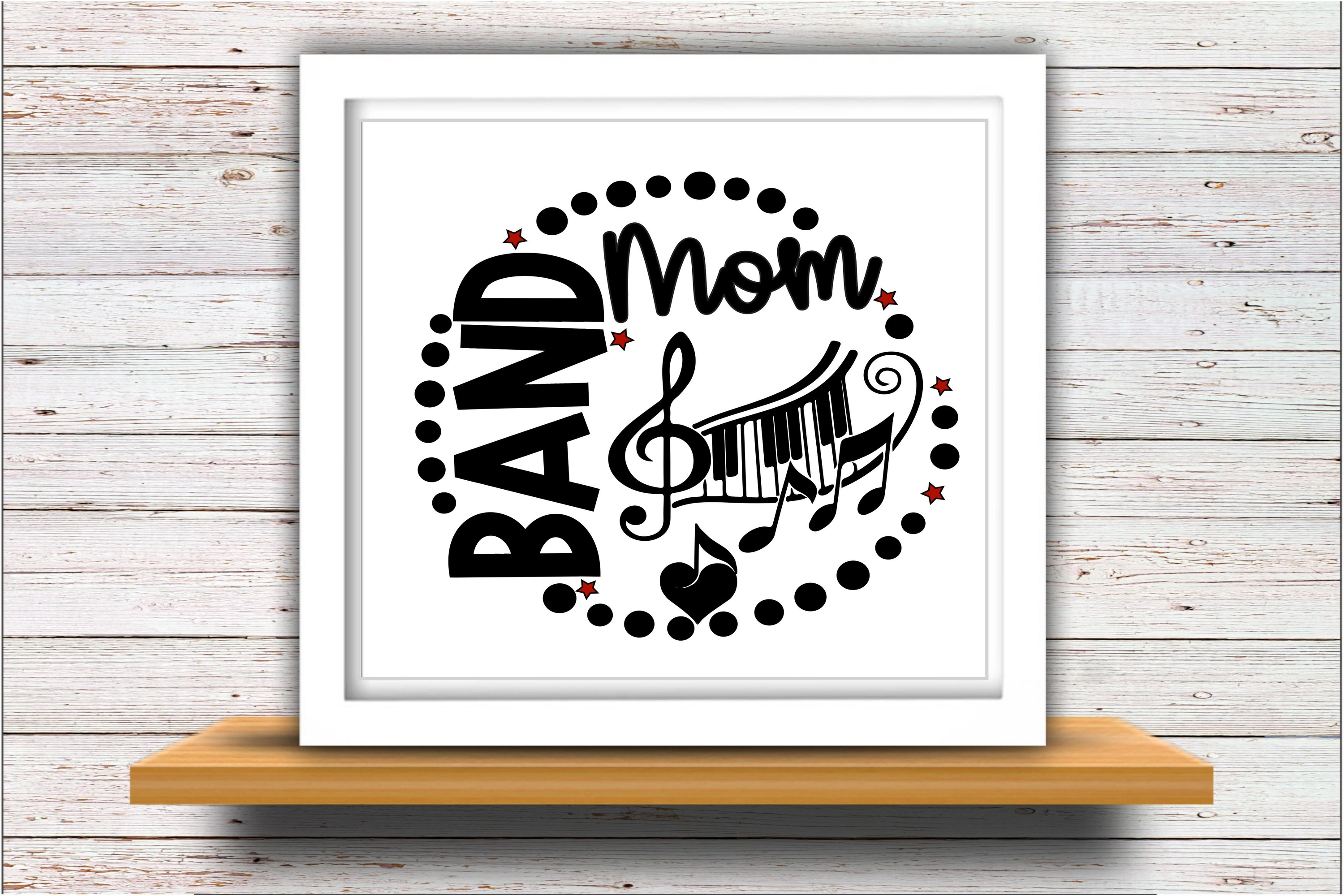 Band svg DXF JPEG Silhouette Cameo Cricut Marching Band example image 2