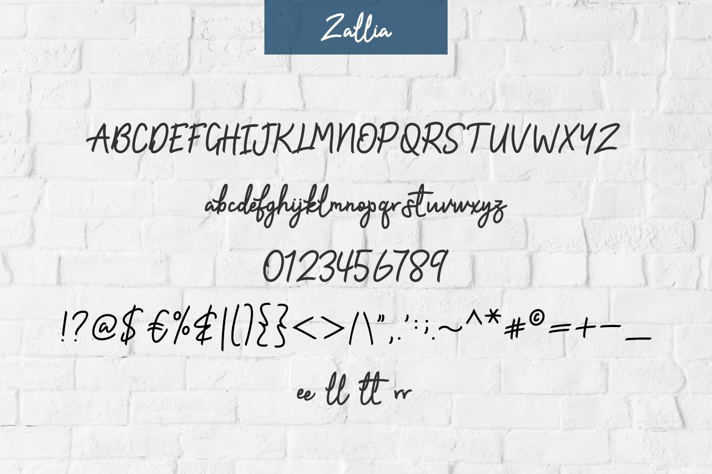 Zallia example image 5
