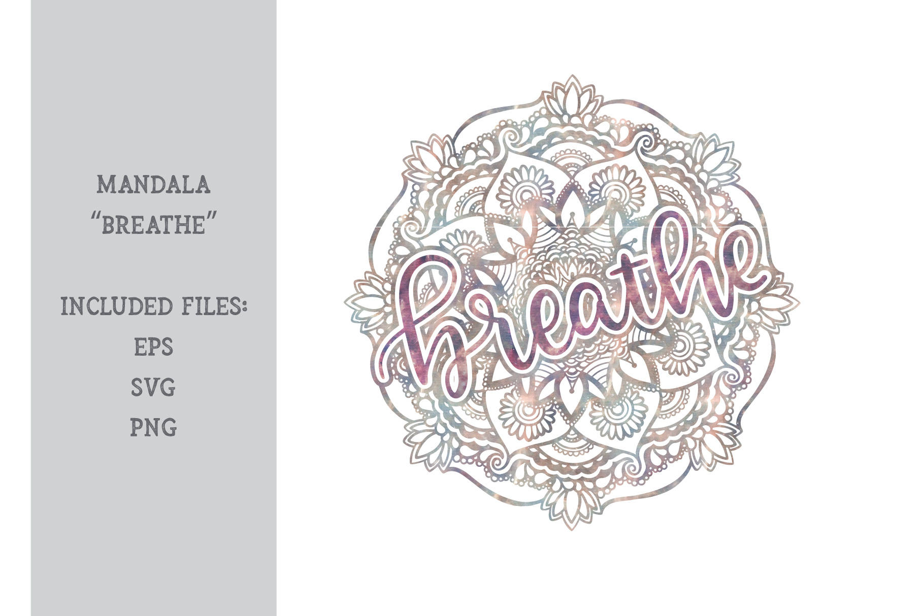 Breathe - Mandala example image 1