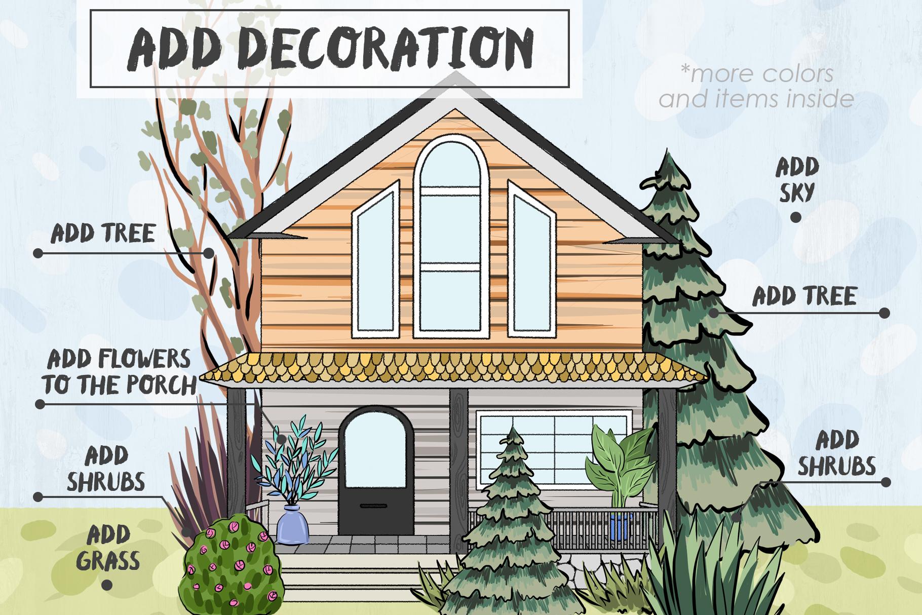 My Sweet Home Creator example image 5