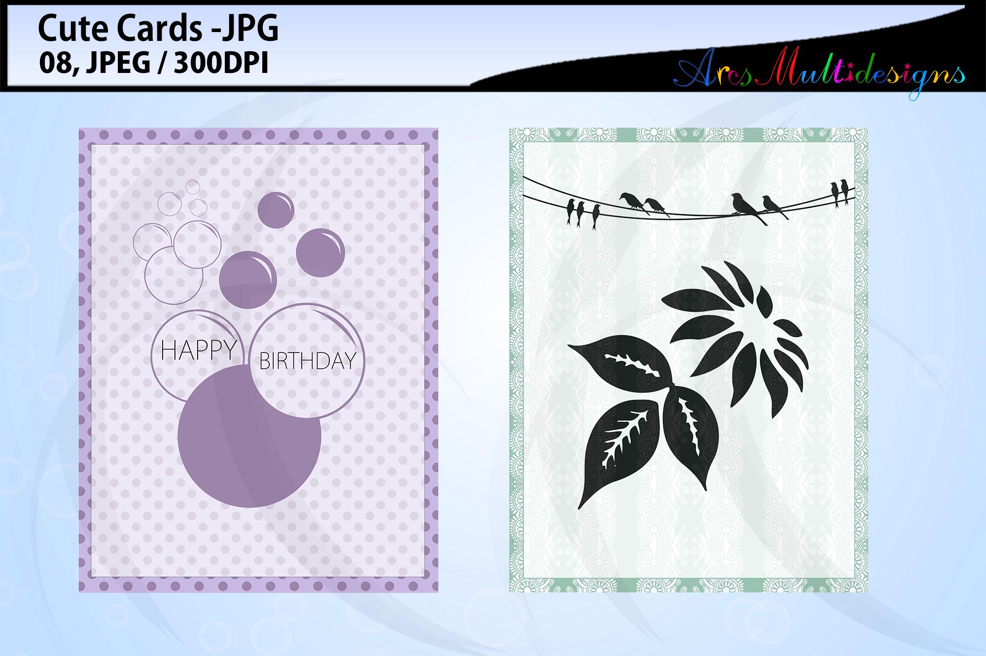 E cards mini bundle example image 2