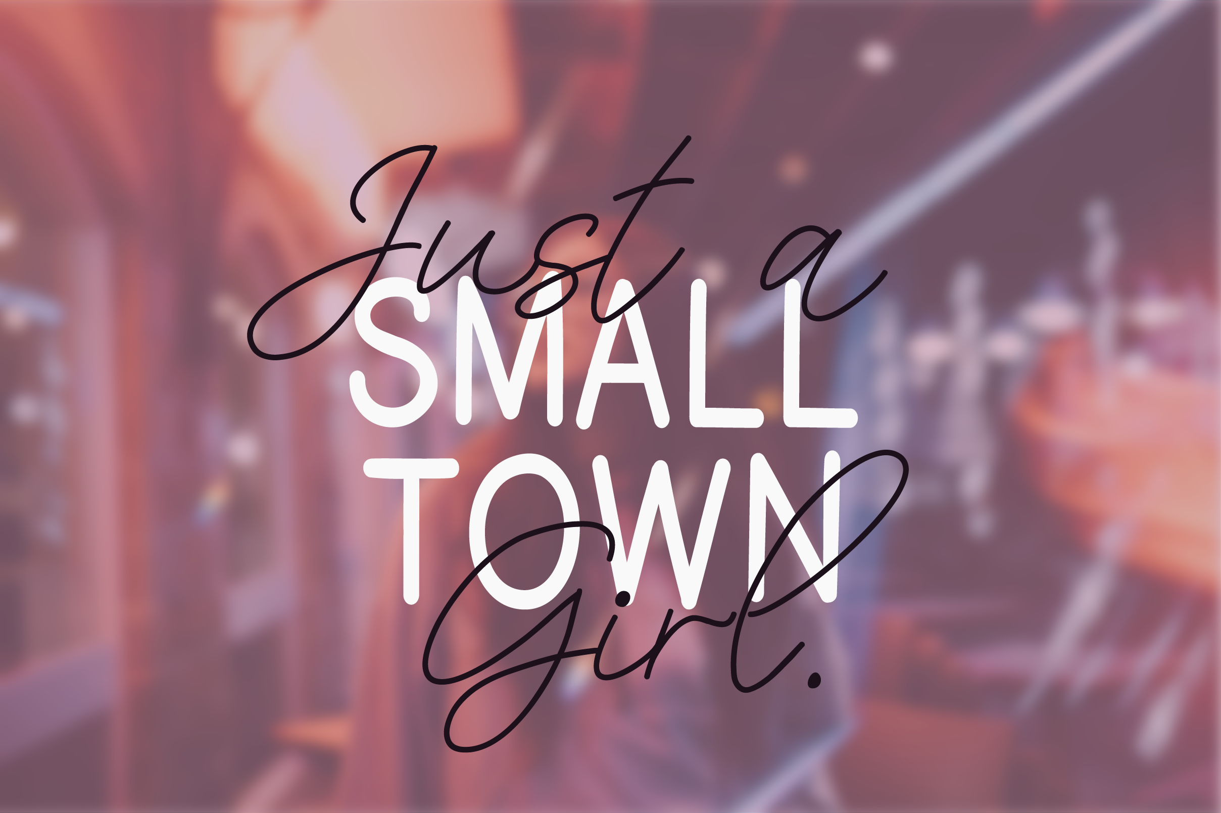 That Girl Font Duo example image 4