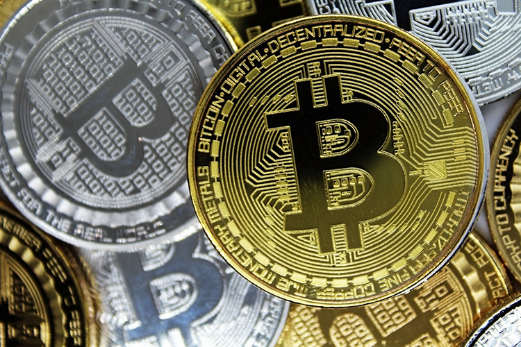 Bitcoins Coins Photos Bundle example image 6