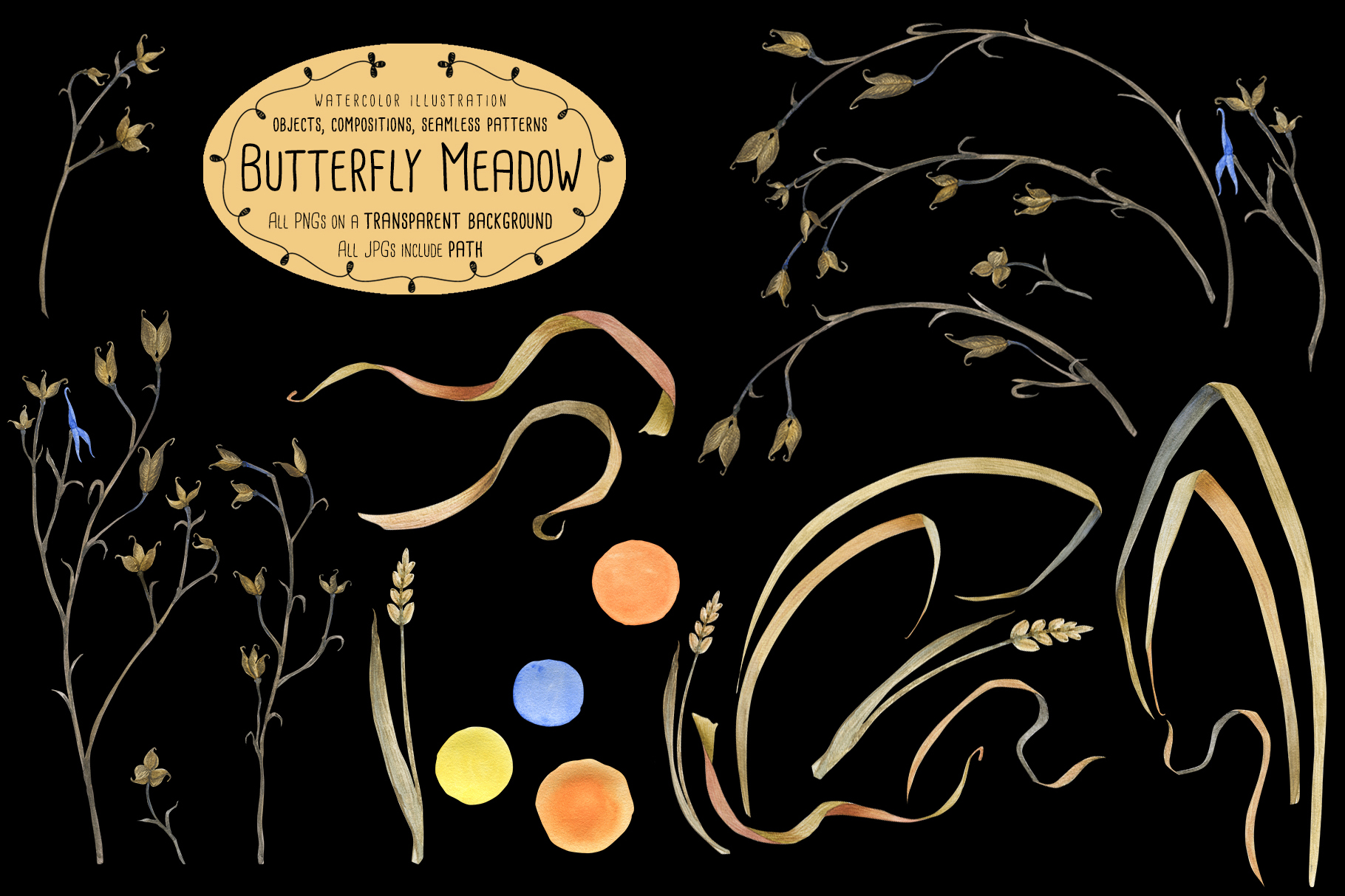 The Butterfly Meadow example image 6