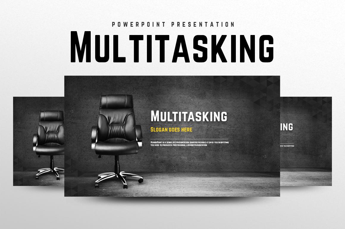 Multitasking Presentation example image 1