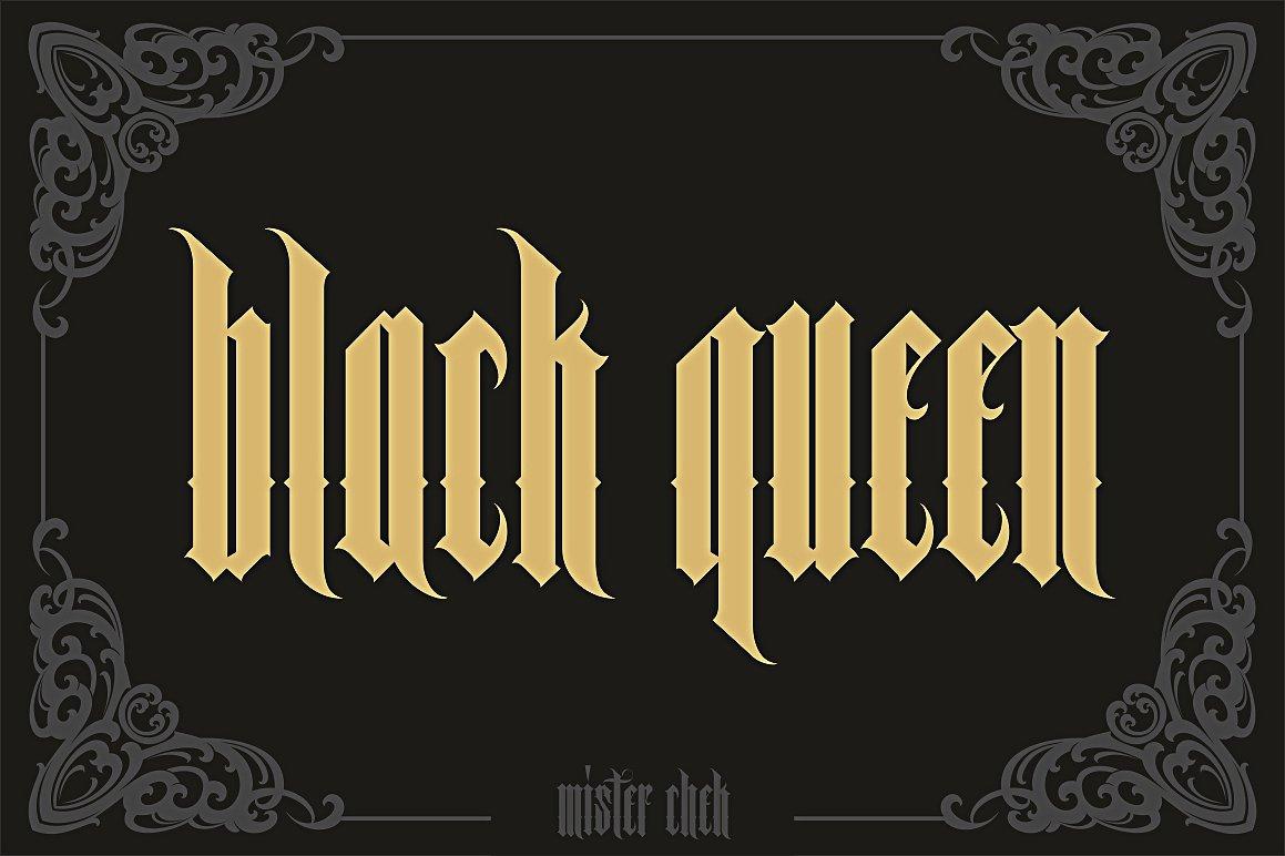 Black Queen example image 1