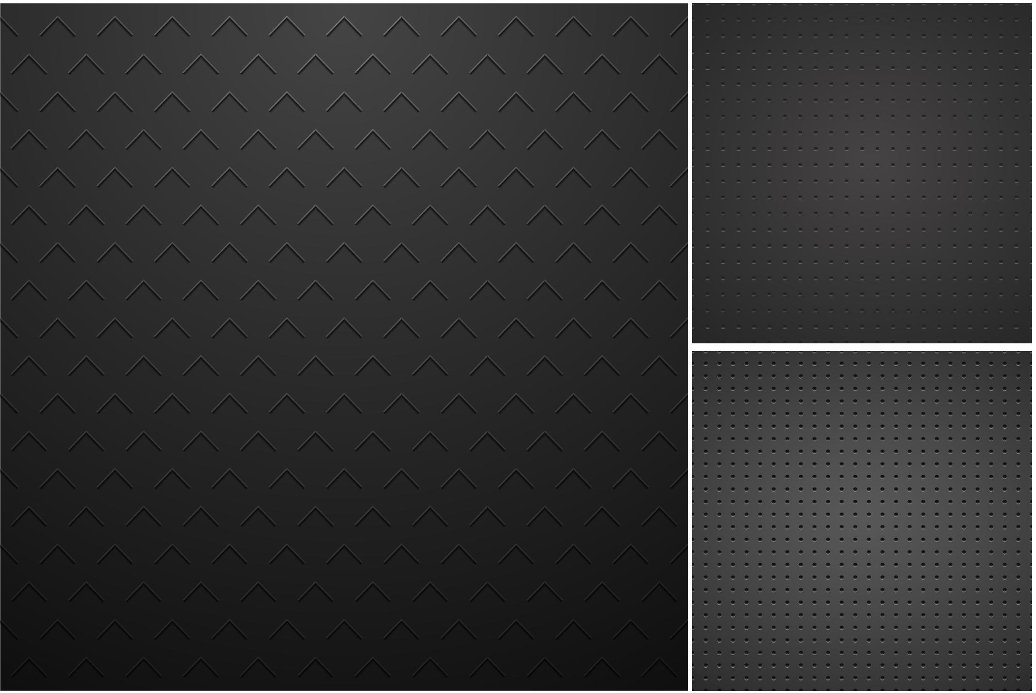 Metallic dark textures with holes. example image 5