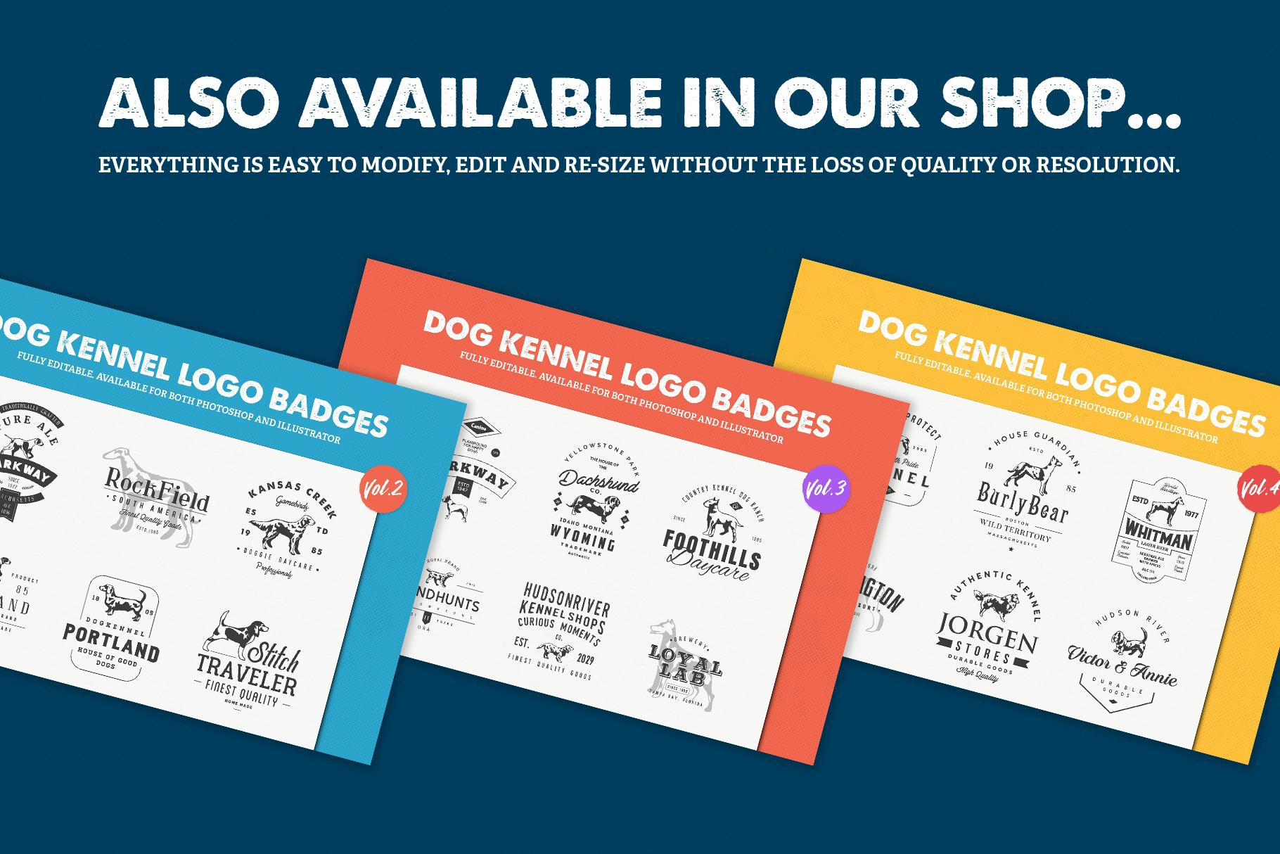 Dog Logos for Sale Vol.1   Dog Logo Clothing Brand example image 2