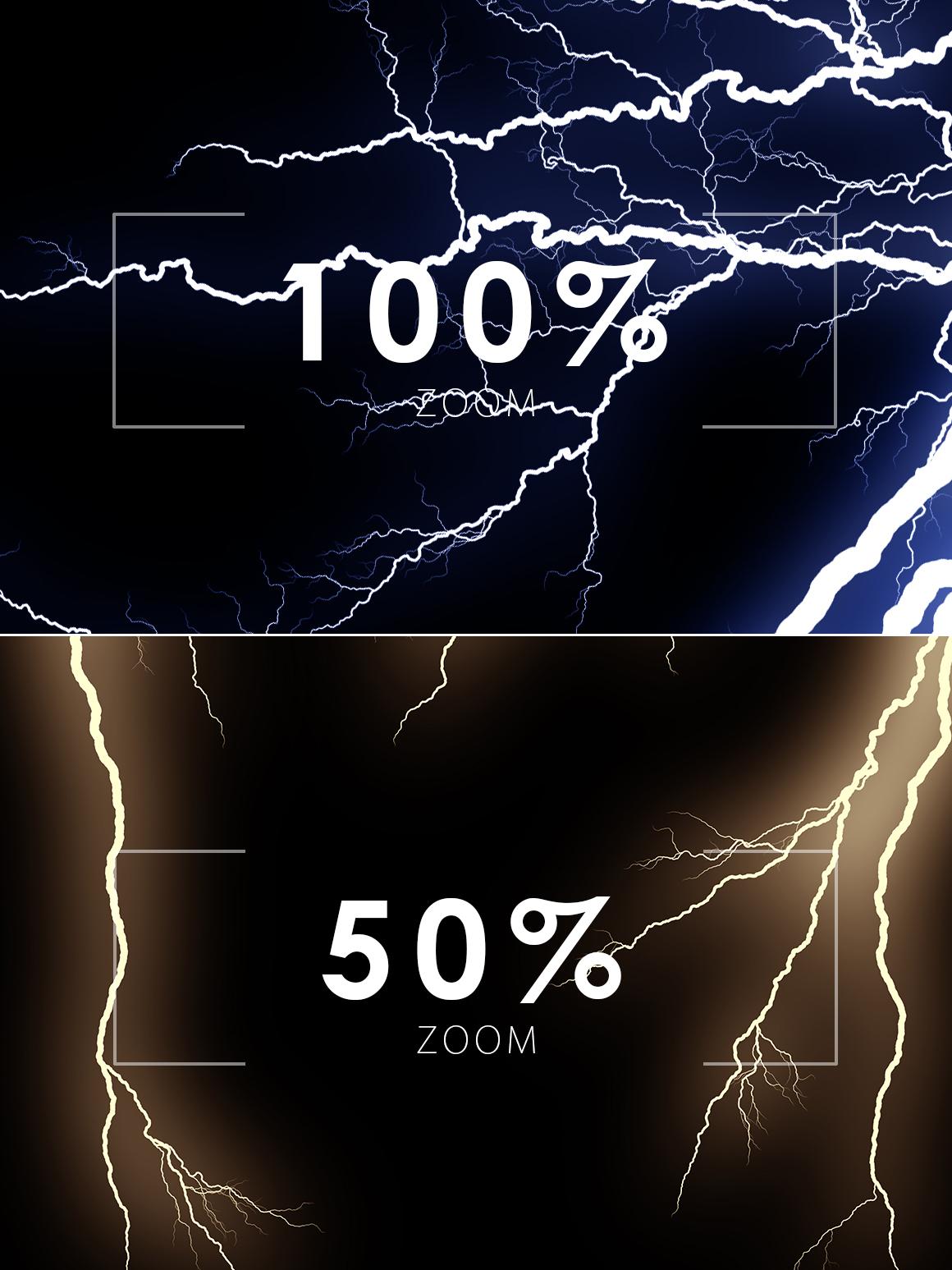 Lightning Effect Overlays example image 2