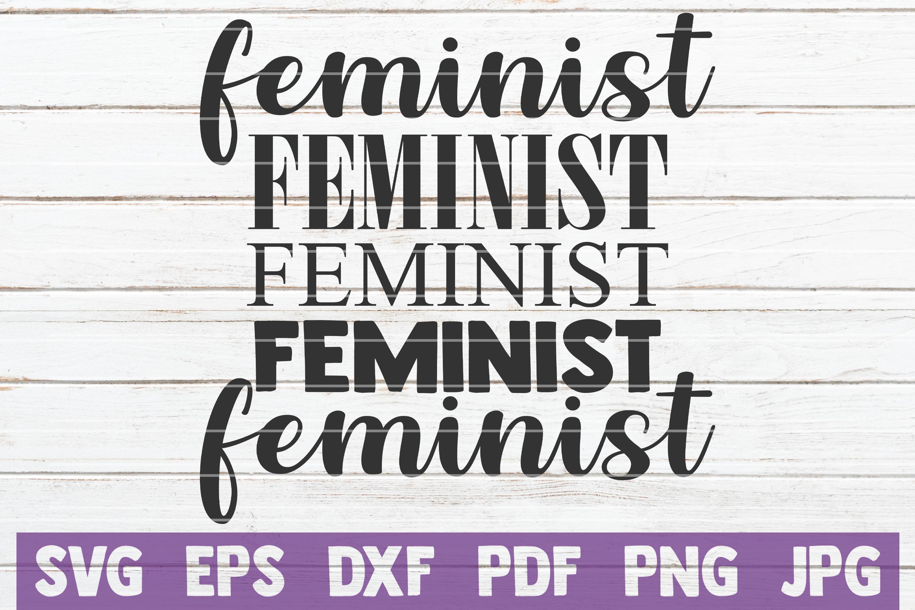 Girl power SVG Bundle | Woman Up SVG Cut Files example image 6