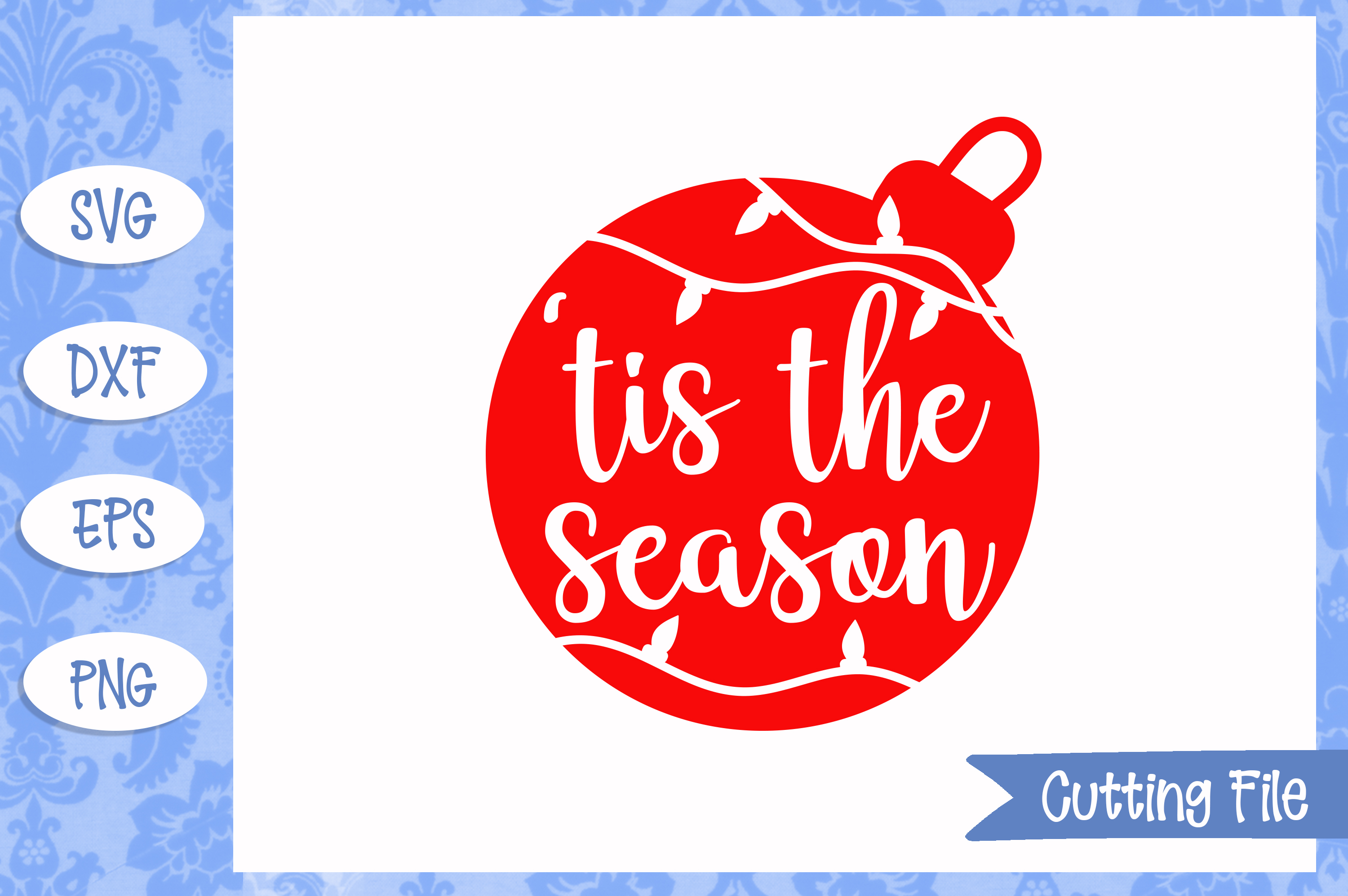 'Tis the season cut File example image 1
