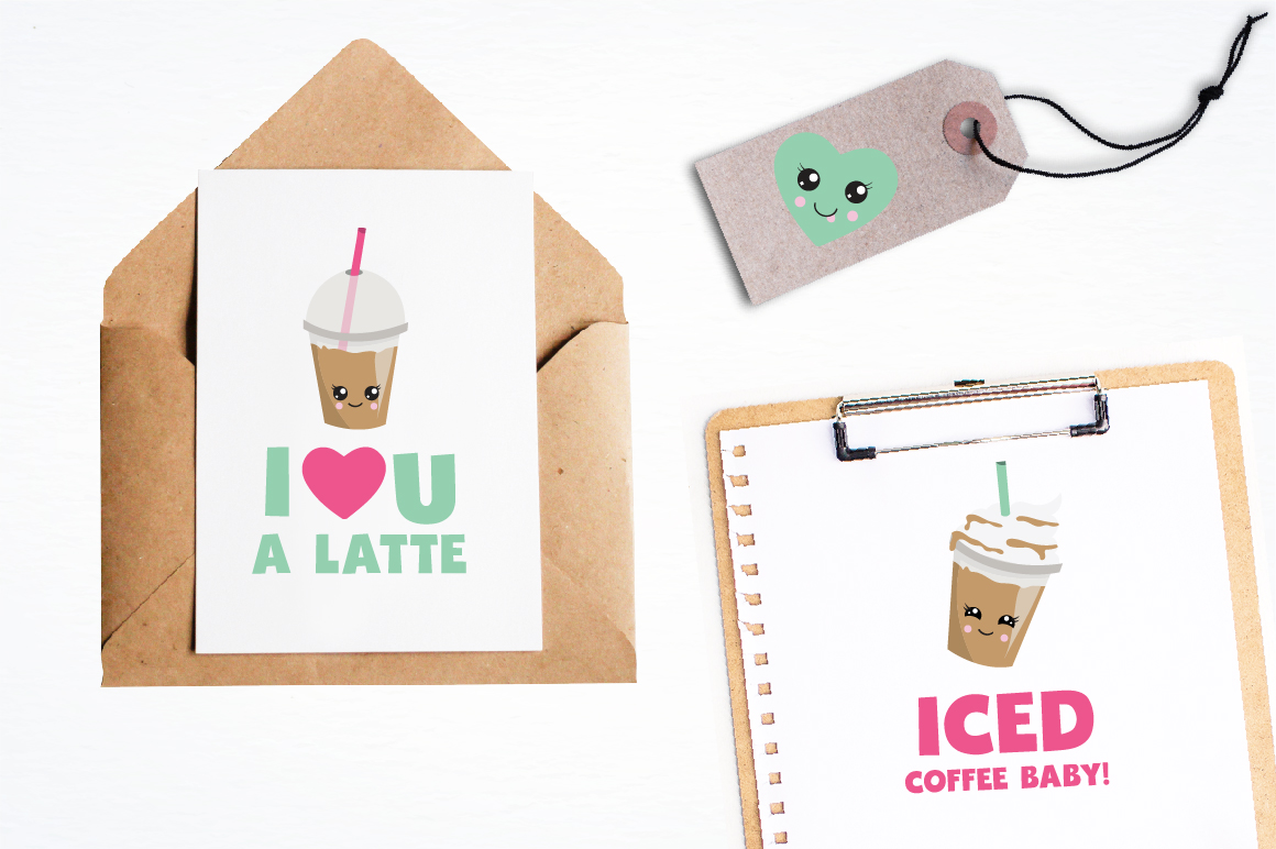Coffee Lovers graphics and illustrations example image 4