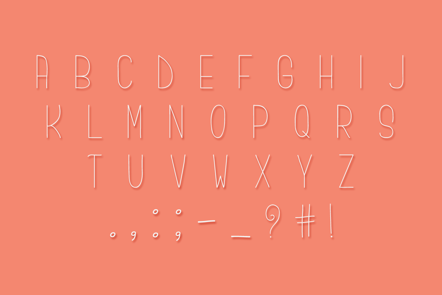 Amara - A Delicate and Curly Font example image 6